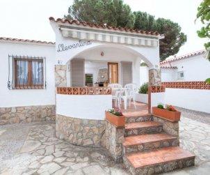 Villa   L'Escala para 4 personas con lavadora p0