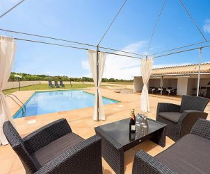 Villa   Fonteta para 7 personas con piscina privada p0