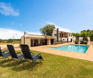 Villa   Fonteta para 7 personas con piscina privada p1