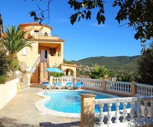 Villa   Calonge - Sant Antoni de Calonge para 8 personas con piscina privada p2