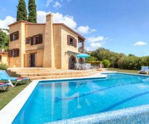 Villa   Calonge - Sant Antoni de Calonge para 10 personas con piscina privada p0