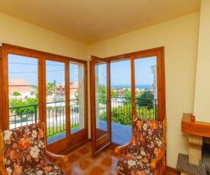 Villa   Creixell para 8 personas con panorámicas al mar p0
