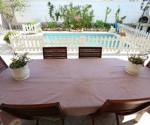 Villa   Cambrils para 8 personas con piscina privada p1