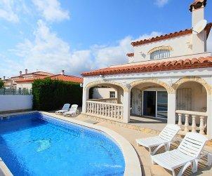 Villa   Miami Platja para 8 personas con piscina privada p2