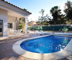 Villa   Deltebre  -  Riumar para 6 personas con piscina privada p1