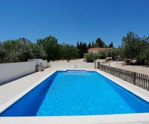Villa   L'Ampolla para 10 personas con piscina privada p0