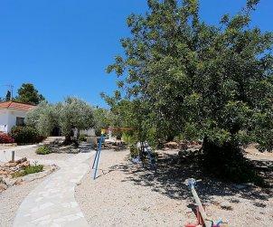 Villa   L'Ampolla para 10 personas con piscina privada p1