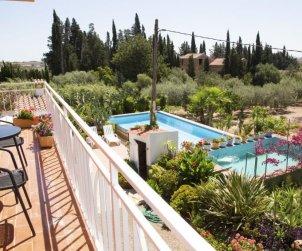 Villa   Camarles para 9 personas con piscina privada p0