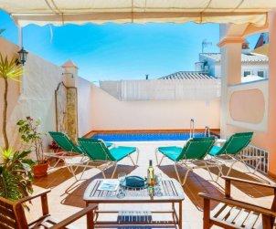 Villa   Nerja para 8 personas con piscina privada p1