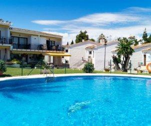 Villa   Mijas para 4 personas con piscina comunitaria p2