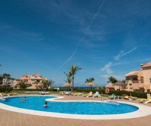 Apartamento   Mijas para 5 personas con piscina comunitaria p1
