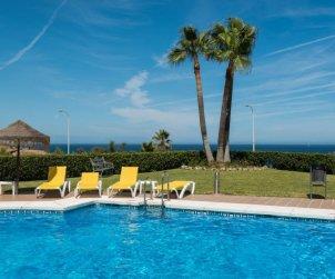 Apartamento   Mijas para 5 personas con piscina comunitaria p2