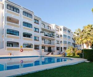 Apartamento   Mijas para 4 personas con piscina comunitaria p0