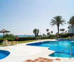 Villa   Mijas para 8 personas con piscina comunitaria p0