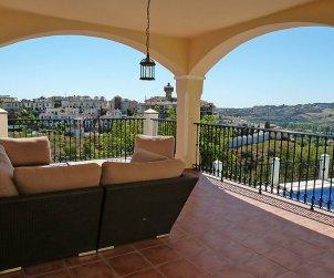 Villa   Mijas para 7 personas con piscina privada p1