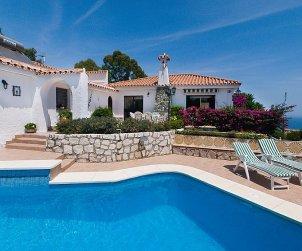 Villa   Fuengirola para 6 personas con piscina privada p0