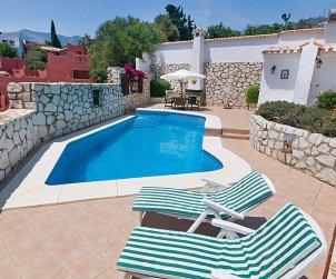 Villa   Fuengirola para 6 personas con piscina privada p2