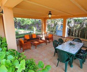 Villa   Vidreres para 6 personas con piscina privada p1