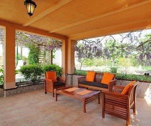 Villa   Vidreres para 6 personas con piscina privada p2