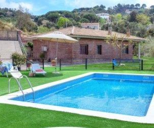 Villa   Lloret del Mar para 7 personas con piscina privada p0