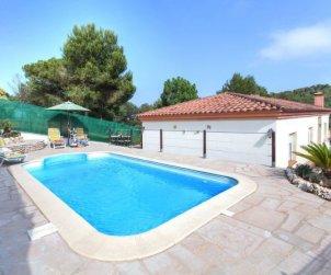 Villa   Lloret del Mar para 5 personas con piscina privada p0