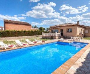 Villa   Ametlla de Mar para 12 personas con piscina privada p1
