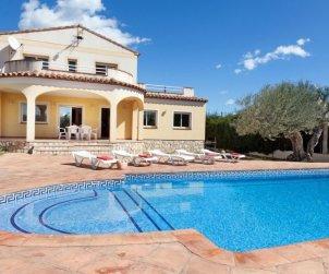 Villa   Ametlla de Mar para 11 personas con piscina privada p2