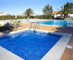 Apartamento   Deltebre  -  Riumar para 6 personas con piscina comunitaria p1