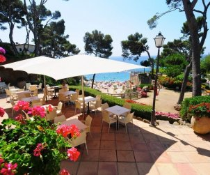 Camping casa móvil   Platja d'Aro para 2 personas con piscina comunitaria p0