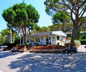 Camping casa móvil   Platja d'Aro para 4 personas con piscina comunitaria p0