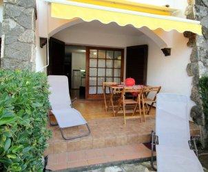 Apartamento   en L'Escala para 4 personas con piscina comunitaria y aere acondicionado p2