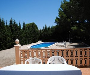Villa   Ametlla de Mar para 12 personas con piscina privada, internet y cerca del mar p1
