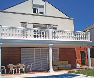 Villa   Rivas-Vaciamadrid para 8 personas con piscina privada p1