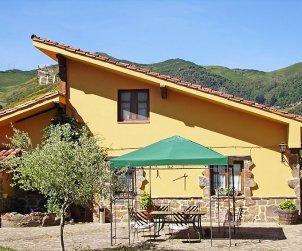 Villa   Potes para 4 personas con lavadora p1