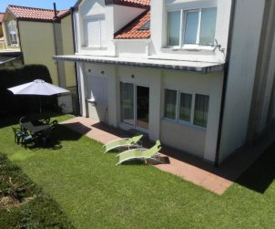 Villa   Arce de Piélagos para 8 personas con lavavajillas p0