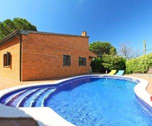 Villa   Lloret del Mar para 6 personas con piscina privada p2