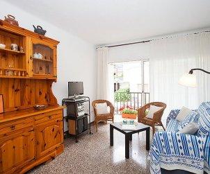 Apartamento   Sant Pol de Mar para 4 personas con lavavajillas p2