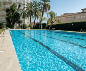 Apartamento   Calella de la Costa para 4 personas con piscina comunitaria p0