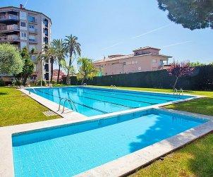 Apartamento   Calella de la Costa para 4 personas con piscina comunitaria p1