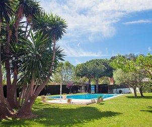 Villa   Calella de la Costa para 5 personas con piscina comunitaria p0
