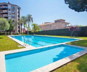 Villa   Calella de la Costa para 5 personas con piscina comunitaria p1