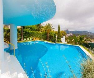 Villa   Sitges para 6 personas con piscina privada p0