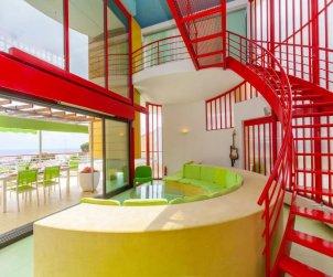Villa   Sitges para 6 personas con piscina privada p2