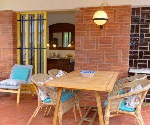 Villa   Sitges para 8 personas con lavadora p0