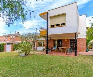 Villa   Sitges para 8 personas con lavadora p1