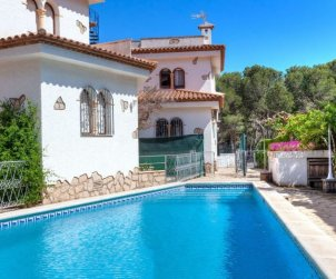 Villa   Miami Platja para 6 personas con piscina comunitaria p2