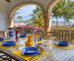 Villa   Javea para 9 personas con piscina privada p1