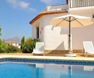 Villa   Javea para 6 personas con piscina privada p2