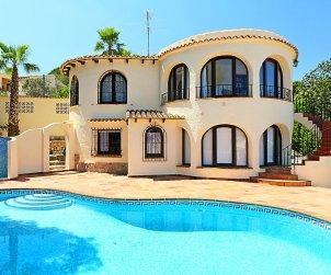 Villa   Javea para 8 personas con piscina privada p0