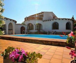 Villa   Javea para 4 personas con piscina privada p1
